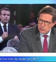 Macron est-il en train de reculer sur l'ISF ?