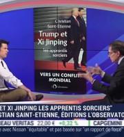 Livre du jour: « Trump et Xi Jinping, les apprentis sorciers »