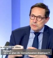 Allons plus loin : Renault, Covid-19 et « trou de la sécu », plan de relance européen