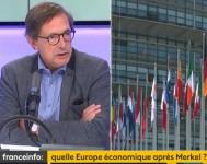Les débats de l'éco : nucléaire GE et EDF, quelle Europe économique après Merkel